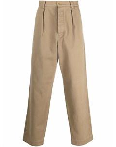 Широкие брюки строгого кроя Nick fouquet