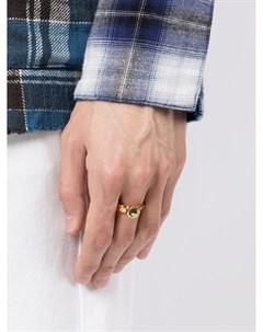 Фактурное кольцо Nick fouquet