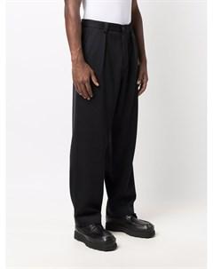 Прямые брюки строгого кроя Nick fouquet