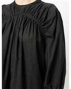 Блузка со сборками Eudon choi