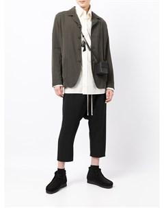 Однобортный пиджак Casey casey