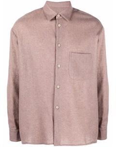 Шерстяная рубашка с длинными рукавами A kind of guise