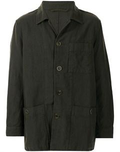 Куртка рубашка Oliver с накладными карманами Casey casey