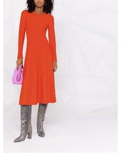 Платье свитер в рубчик Antonino valenti
