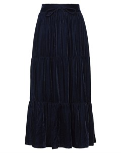 Длинная юбка Christophe sauvat