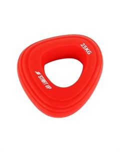Эспандер NT34040 25kg Red 363907 Start up