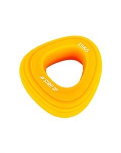 Эспандер NT34040 15kg Yellow 363905 Start up