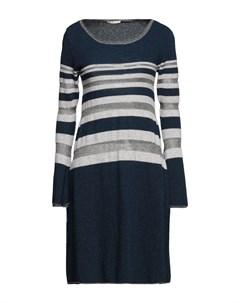 Короткое платье Blu bianco