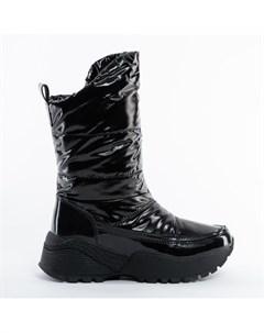 Черные текстильные дутики Calipso