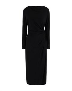 Платье миди Donna karan
