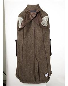 Двубортное шерстяное пальто Polo ralph lauren