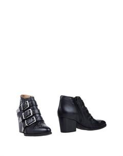 Полусапоги и высокие ботинки Unlace