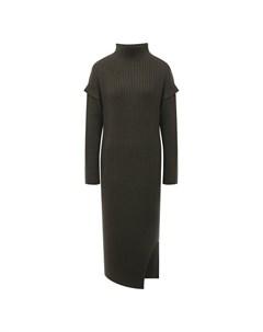 Платье из шерсти и кашемира Not shy