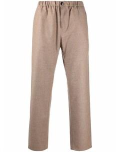 Прямые брюки с эластичным поясом A kind of guise