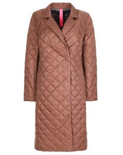 Пальто стеганое пуховое Naumi