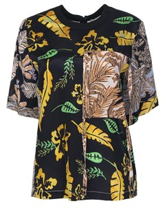 Блуза с принтом Phillip lim