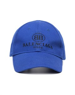 Кепка с вышитым логотипом Balenciaga
