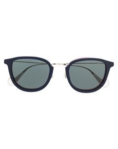 Солнцезащитные очки с затемненными линзами Moncler eyewear