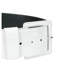 B low the belt ремень с квадратной пряжкой B-low the belt