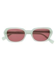 Our legacy солнцезащитные очки в овальной оправе Our legacy