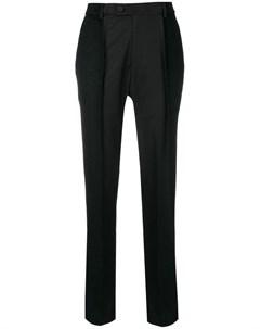Moohong брюки с завышенной талией 38 черный Moohong