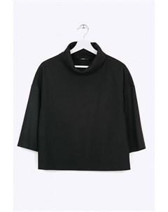 Блузка своротником хомут Emka