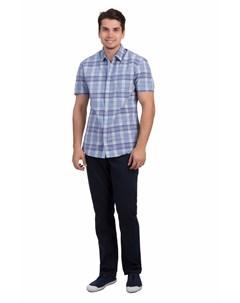 Мужские рубашки с коротким рукавом S.oliver denim