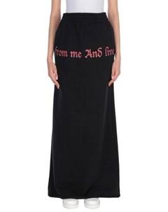 Длинная юбка Demna gvasalia