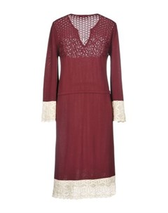 Платье миди Roberto collina