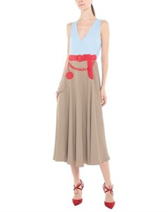 Платье миди Marco de vincenzo