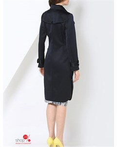 Пальто цвет темно синий Ksenia knyazeva
