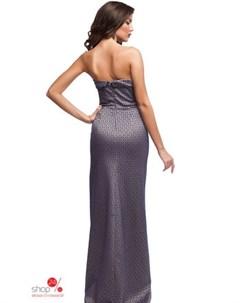 Платье цвет синий Ksenia knyazeva
