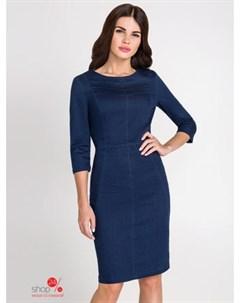 Платье цвет темно синий Bestia
