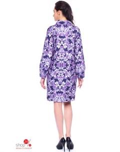 Пальто цвет фиолетовый Ksenia knyazeva