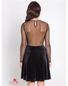 Платье цвет черный Bestia