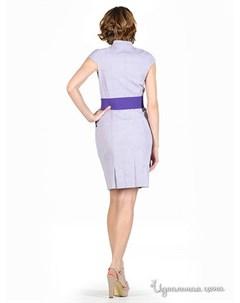 Платье цвет фиолетовый Artwizard