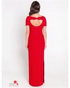 Платье цвет красный Bestia