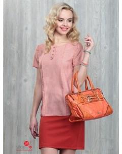 Блуза цвет персиковый Bravissimo