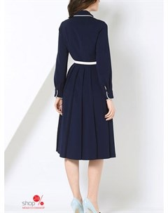Платье цвет темно синий Ksenia knyazeva