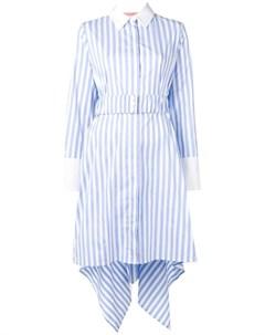 Smarteez платье рубашка в полоску Smarteez