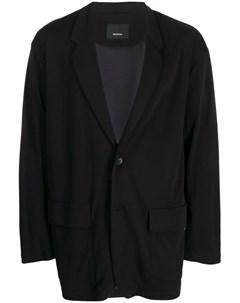 08sircus пиджак свободного кроя