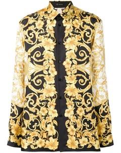 versace рубашка с принтом baroque Versace