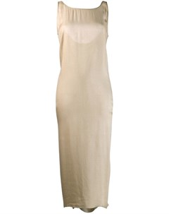 Cherevichkiotvichki платье трапеция длины макси m нейтральные цвета Cherevichkiotvichki