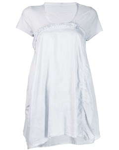 Rundholz футболка с оборками Rundholz