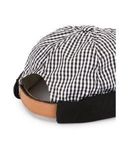 Beton cire шапка бини в клетку Beton cire