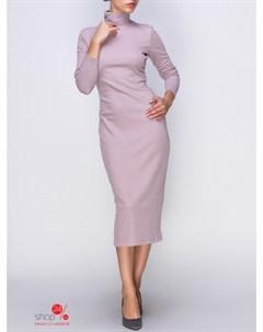 Платье цвет розовый Mariem