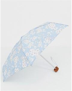 Зонт с цветочным принтом Tiny Wellesley Cath kidston