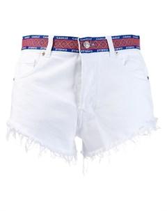 Gaelle bonheur джинсовые шорты с эффектом потертости Gaelle bonheur