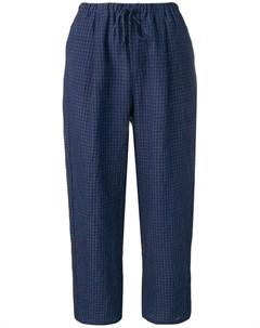 Apuntob брюки с эластичным поясом Apuntob
