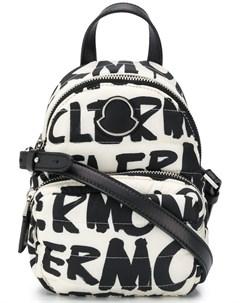 moncler рюкзак с логотипом один размер нейтральные цвета Moncler